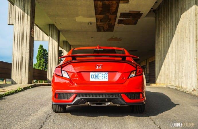 First Drive: 2017 Honda Civic Si review