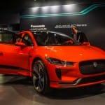 First Look: 2018 Jaguar I-PACE Concept