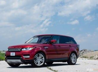 2017 Range Rover Sport HSE Td6