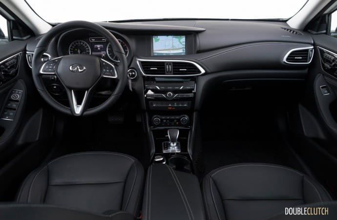 2017 Infiniti QX30 AWD review