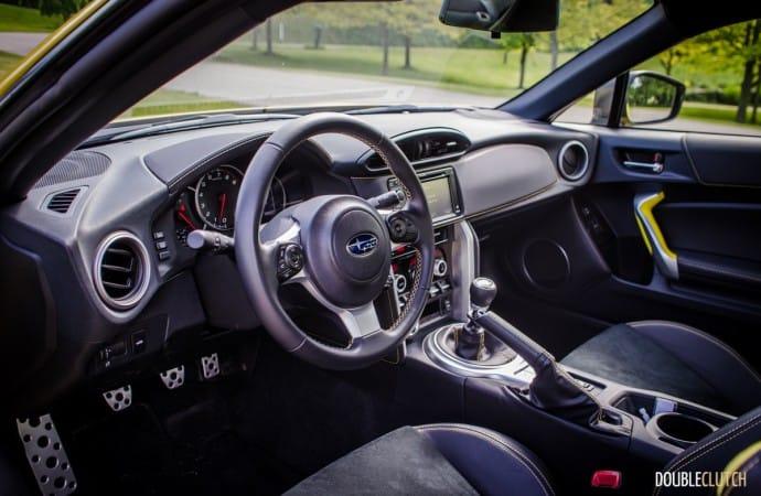 2017 Subaru BRZ Inazuma Edition review