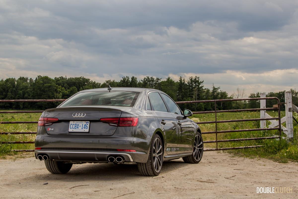Audi S Quattro DoubleClutchca - 2018 audi s4