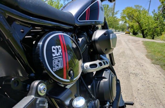 2017 Yamaha SCR950 review