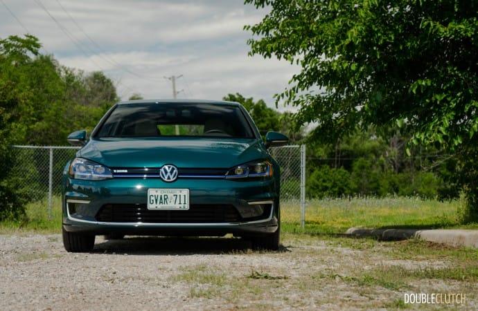 2017 Volkswagen e-Golf review