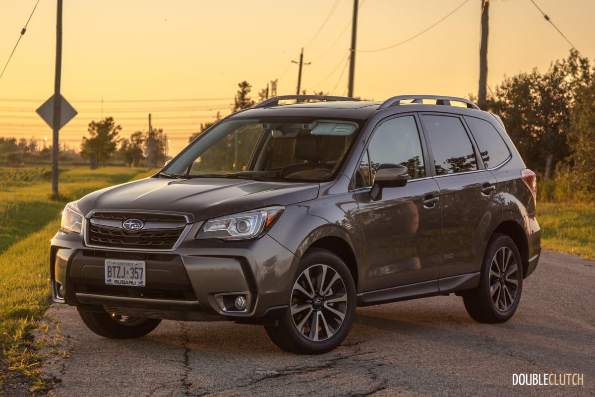 Subaru Forester Cargo Space >> 2018 Subaru Forester XT Limited – DoubleClutch.ca