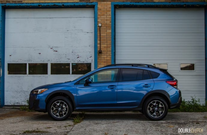 First Drive: 2018 Subaru Crosstrek review