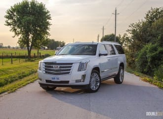 Road Trip: 2017 Cadillac Escalade ESV Platinum
