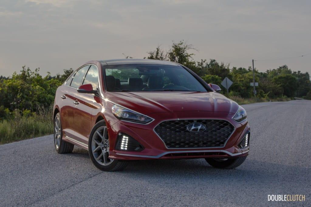 2018 Hyundai Sonata Sport 2.0T | DoubleClutch.ca