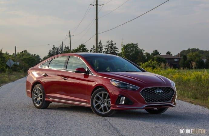 2018 Hyundai Sonata Sport 2.0T review