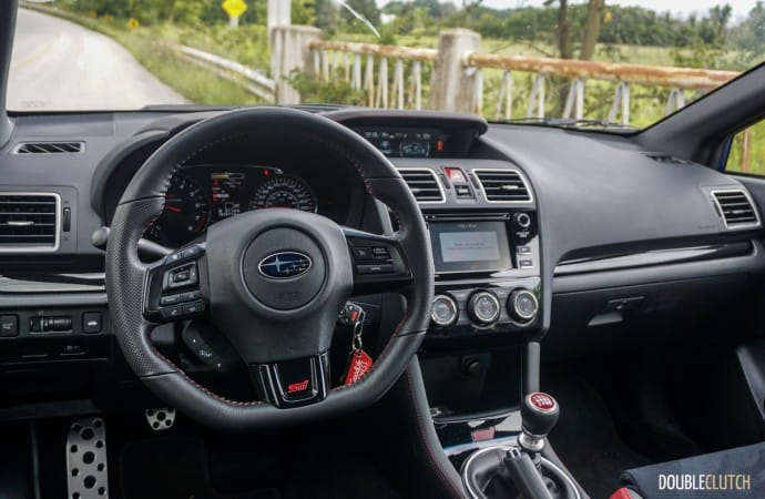 2018 Subaru WRX STi review