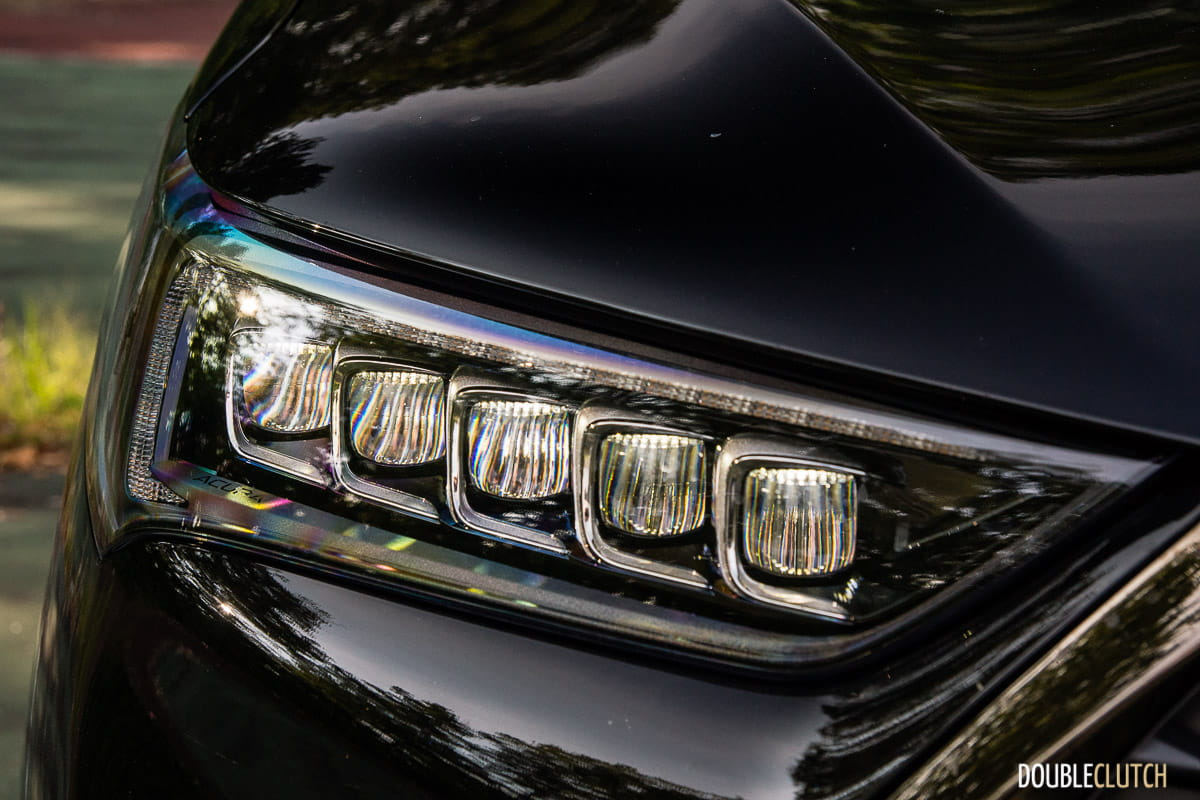 Acura TLX Elite ASpec DoubleClutchca - 2018 acura tsx headlights