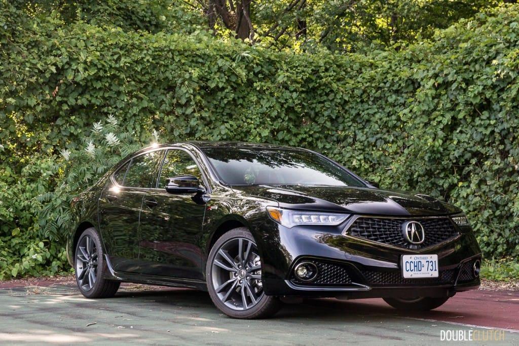 2018 Acura Tlx Elite A Spec Doubleclutch Ca