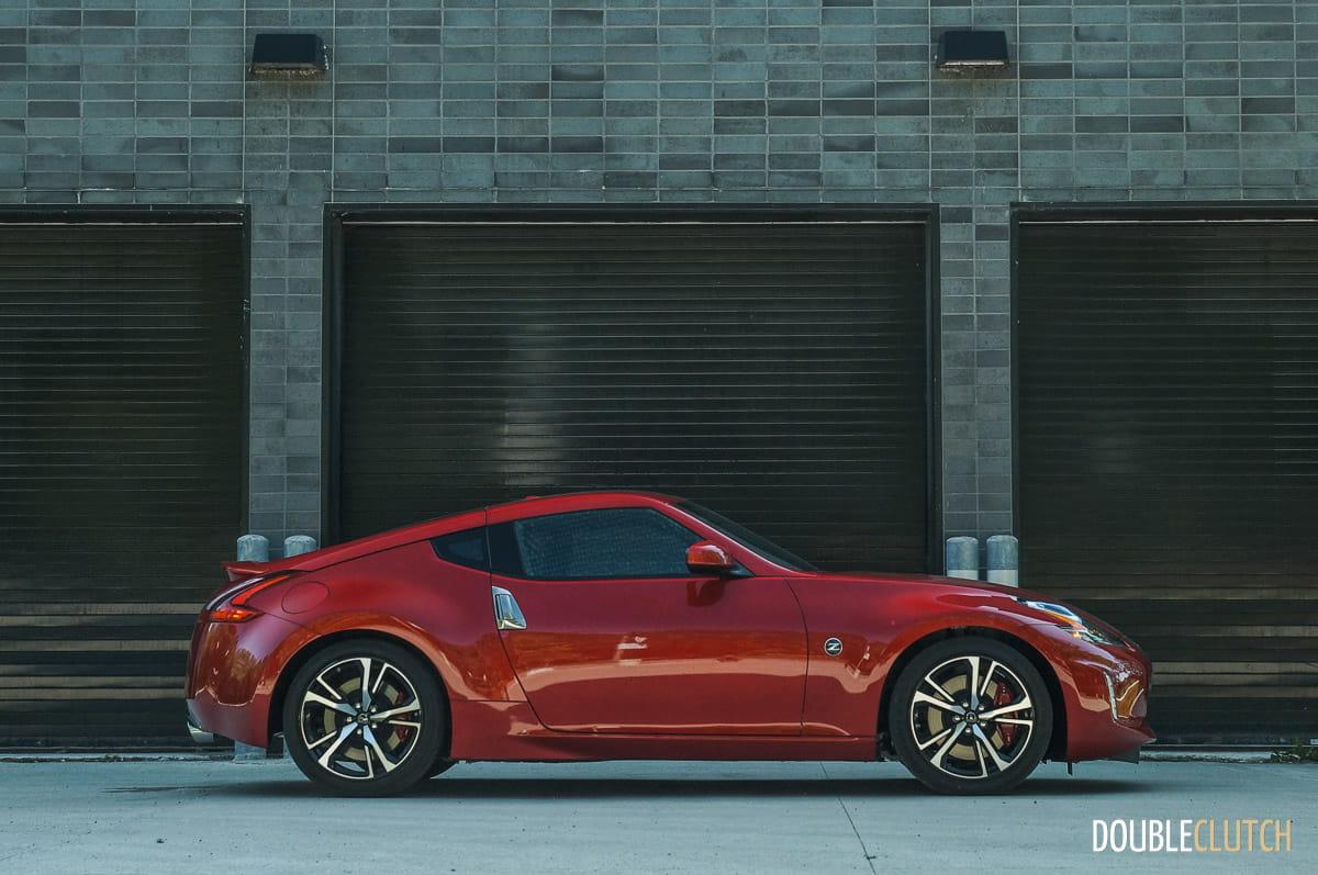 2018 Nissan 370z Touring Sport Doubleclutch Ca