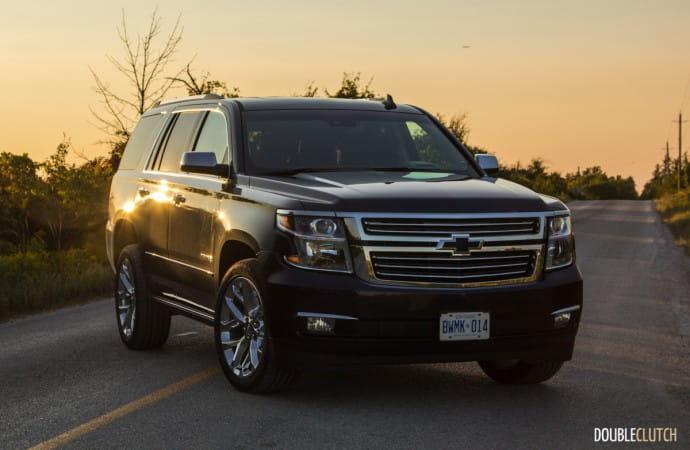 Road Trip: 2017 Chevrolet Tahoe LTZ Premier