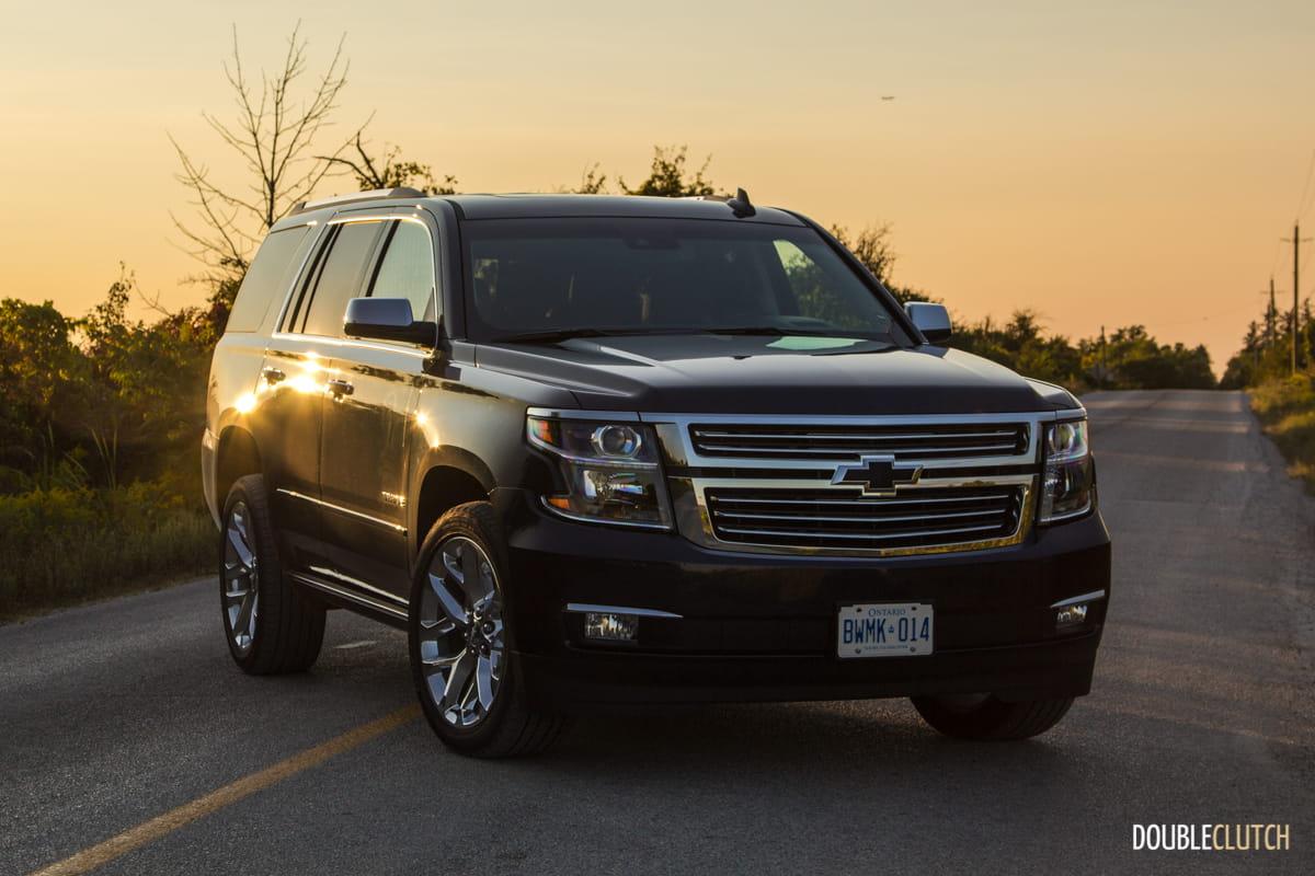 Road Trip: 2017 Chevrolet Tahoe LTZ Premier – DoubleClutch.ca
