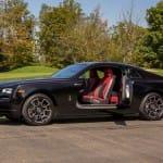 2017 Rolls-Royce Wraith Black Badge review