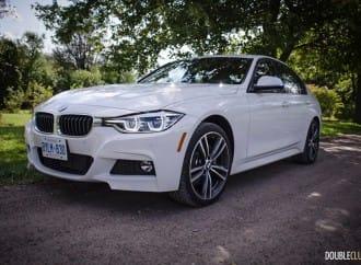 2017 BMW 330i xDrive M-Sport