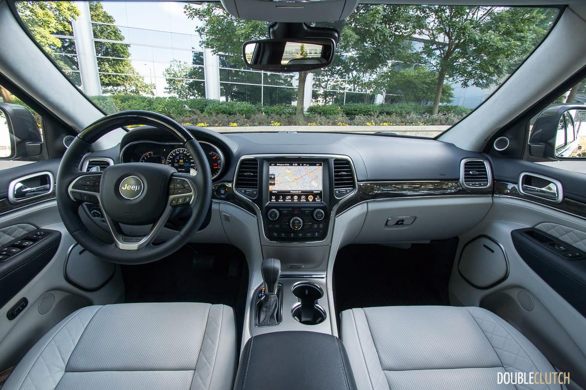 Beautiful 2018 Jeep Grand Cherokee Summit Review