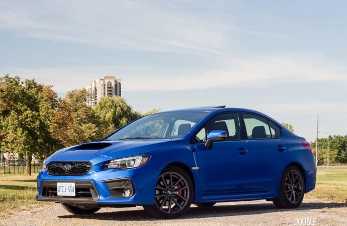 2018 Subaru WRX RS Sport-Tech