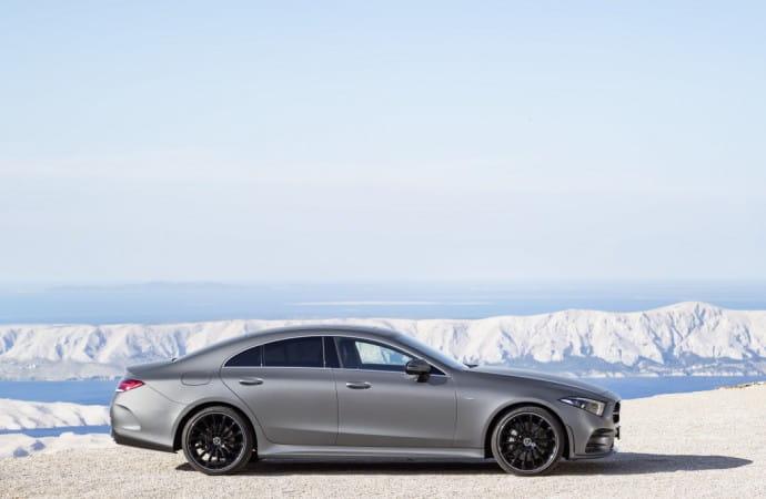 Mercedes-Benz unveils the 2019 CLS
