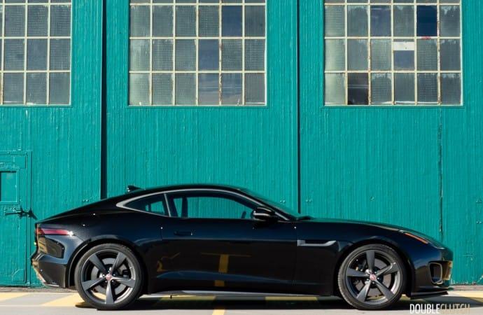 2018 Jaguar F-TYPE 400 Sport AWD review