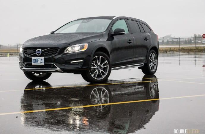 2018 Volvo V60 Cross Country T5