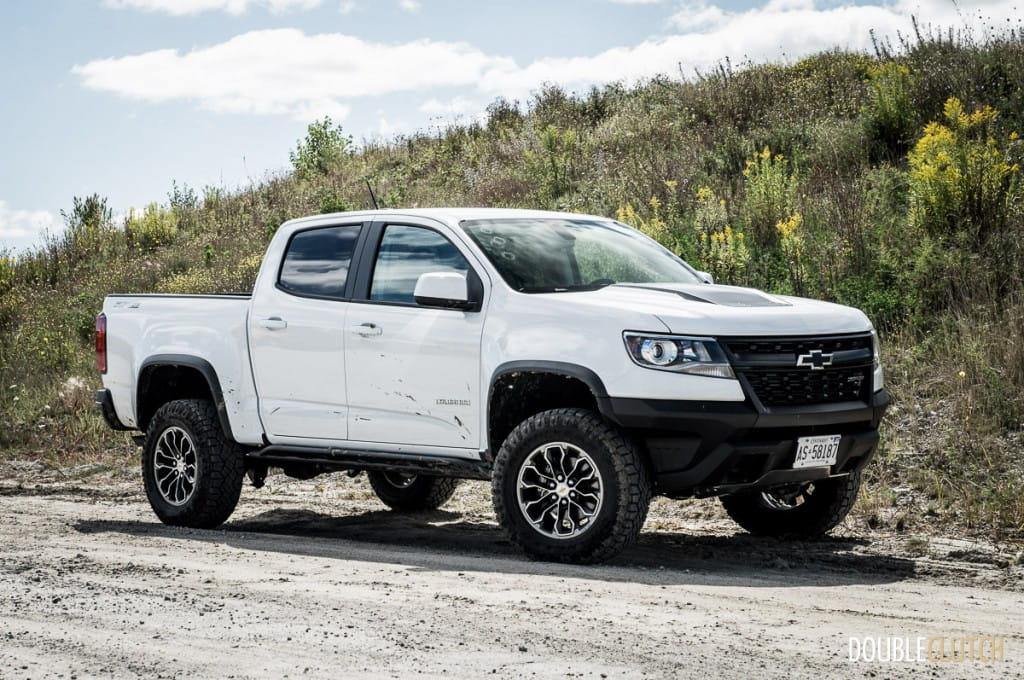 Toyota Tundra Diesel >> 2018 Chevrolet Colorado ZR2 | DoubleClutch.ca