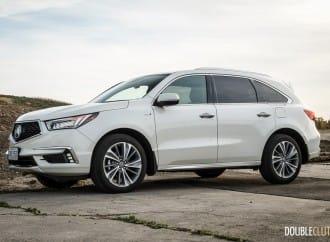 Road Trip: 2018 Acura MDX Sport Hybrid