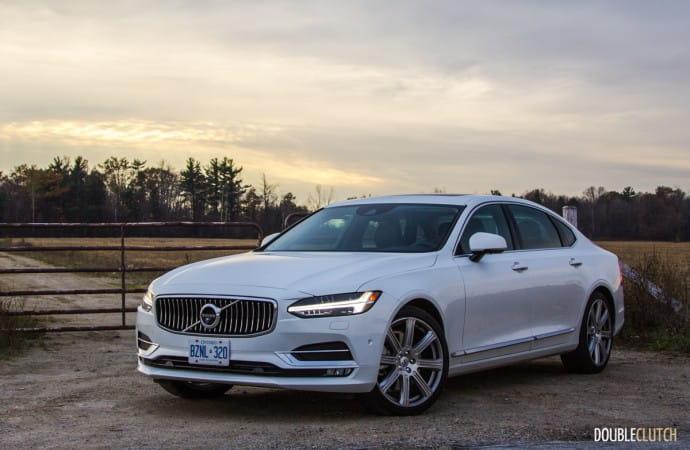 2018 Volvo S90 T6 Inscription review