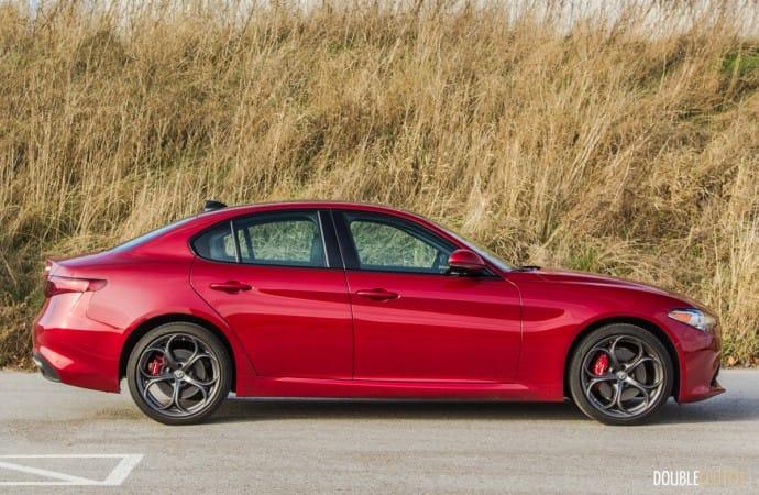 2018 Alfa Romeo Giulia Ti Q4 review