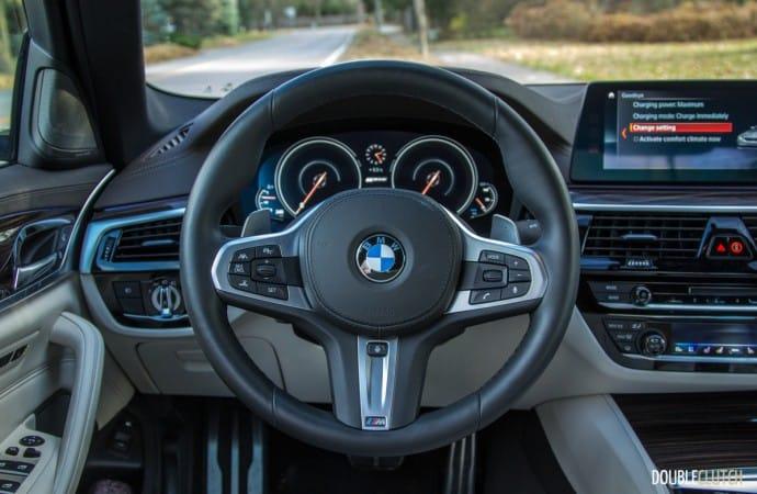 2018 BMW 530e xDrive review