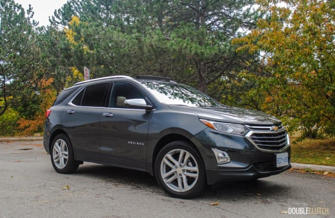 2018 Chevrolet Equinox 1.5T Premier