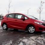 2018 Honda Fit LX CVT review