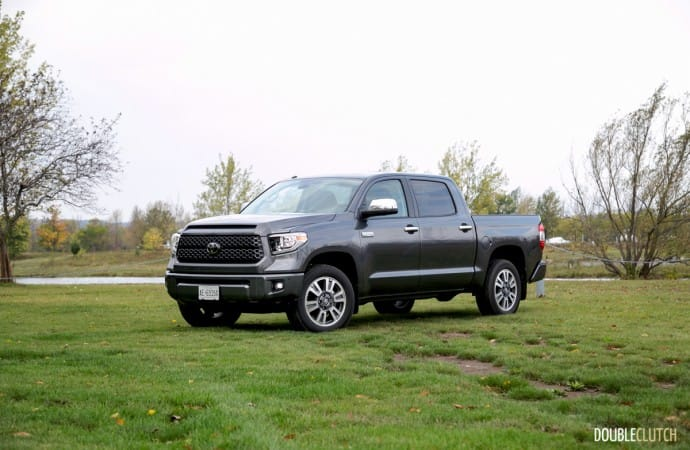2018 Toyota Tundra Crewmax Platinum