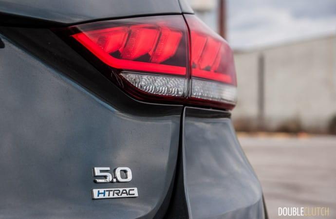 2018 Genesis G80 5.0 Ultimate review