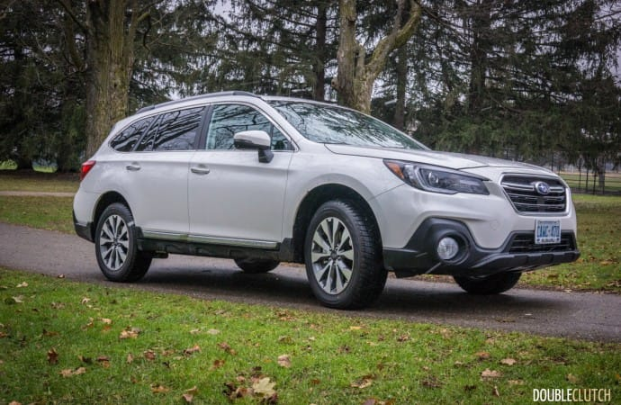 2018 Subaru Outback 3.6R Premier