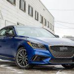 2018 Genesis G80 Sport 3.3T review