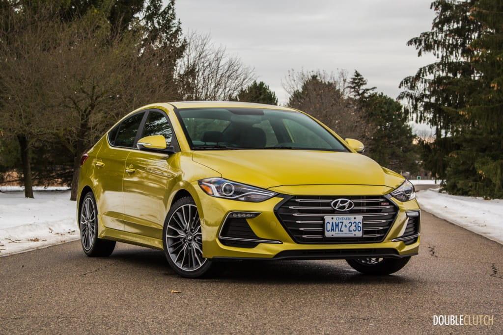 2018 Hyundai Elantra Sport   DoubleClutch ca