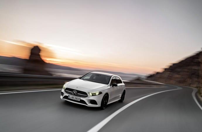Introducing the Mercedes-Benz A-Class