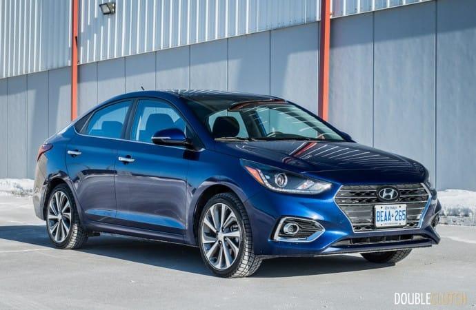 2018 Hyundai Accent GLS Sedan