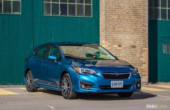 2018 Subaru Impreza Sport 5-door