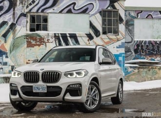 2018 BMW X3 M40i xDrive