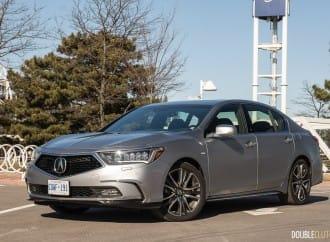 2018 Acura RLX SH-AWD Elite