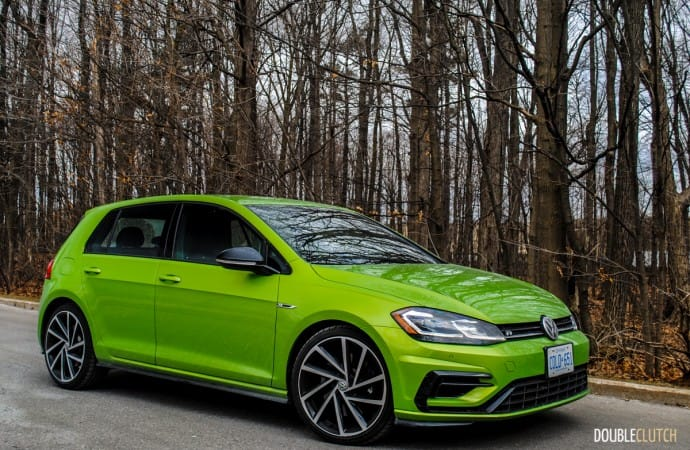 2018 Volkswagen Golf R DSG
