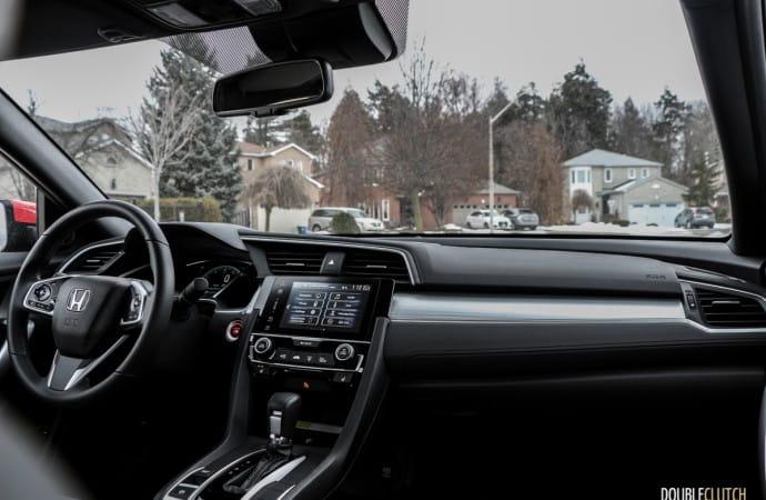 2018 Honda Civic Touring Coupe review