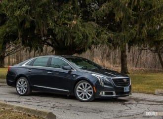 2018 Cadillac XTS V-Sport Platinum