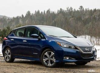 First Drive: 2018 Nissan Leaf