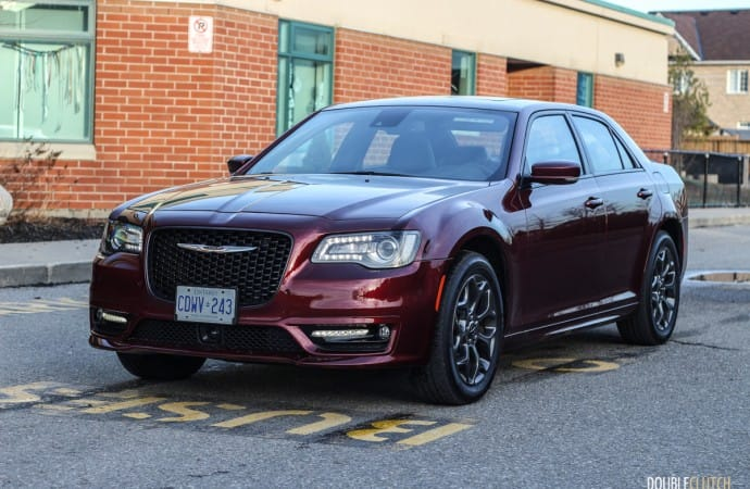 2018 Chrysler 300S AWD review