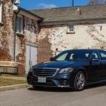 2018 Mercedes-Benz S 560 4MATIC review