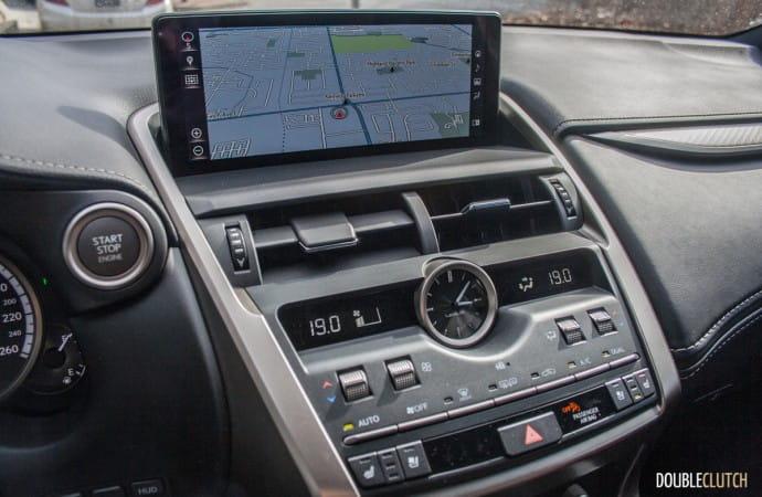 2018 Lexus NX 300 F-Sport AWD review